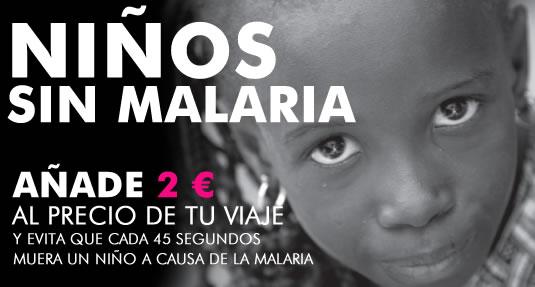 Campaña Niños sin Malaria