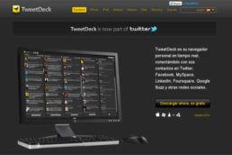 gestionar cuentas de twitter