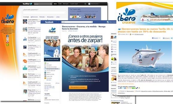 agencia social media ibercruceros