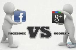 facebook y google marketing digital