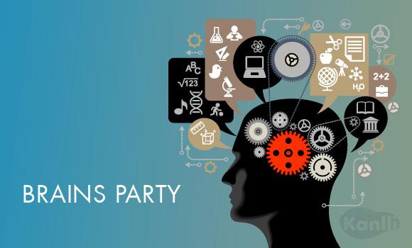 brains party kanlli