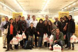 dunkin donuts visita blogueros
