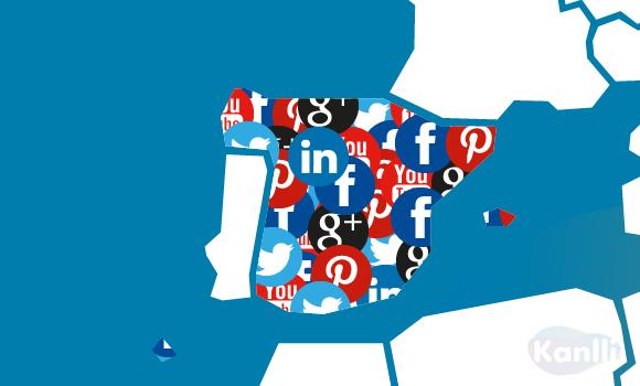 redes sociales españa kanlli