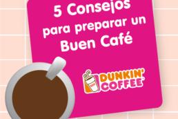 cafe dunkin coffee