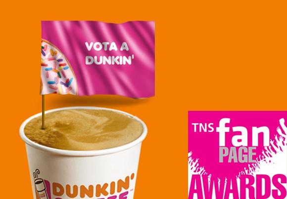 Dunkin Caffee awards