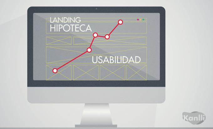 hipoteca landing sector bancario