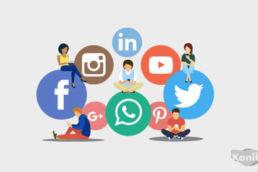 Estadísticas de social media 2017