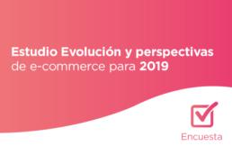 estudio comercio electronico 2019