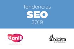 Infografía Tendencias SEO 2019
