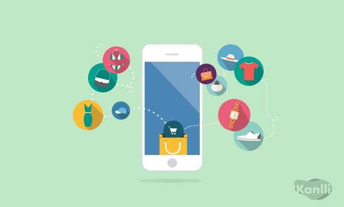 apps y marketing de moda