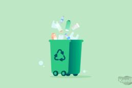 marketing del plástico