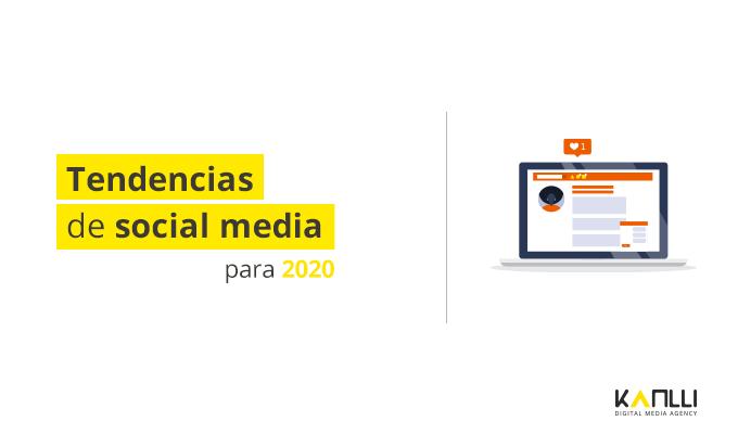 Estrategias sociales 2020